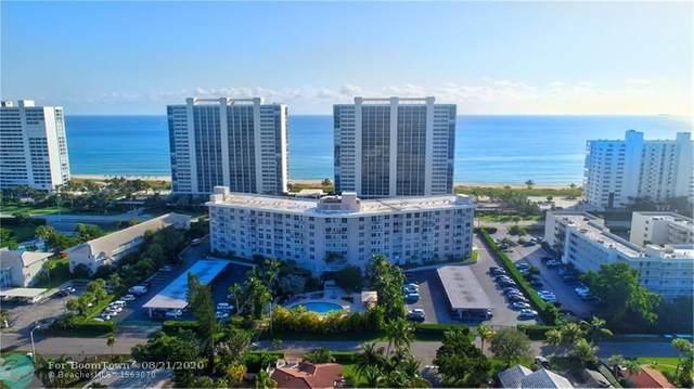 2851 S Ocean Blvd 5P, Boca Raton, FL 33432 (#F10156076) :: Posh Properties