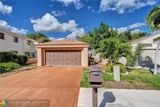 3561 NW 21st St, Coconut Creek, FL 33066 (MLS #F10156684) :: Green Realty Properties