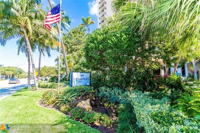 1900 S Ocean Blvd 10R, Pompano Beach, FL 33062 (MLS #F10157073) :: Berkshire Hathaway HomeServices EWM Realty