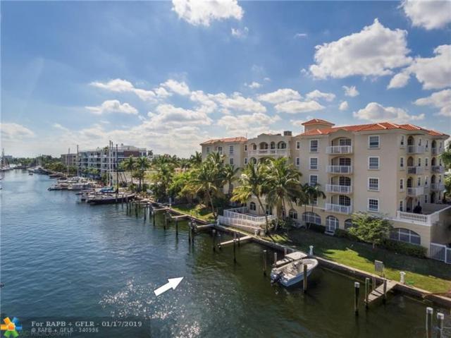 110 Hendricks Isle #10, Fort Lauderdale, FL 33301 (MLS #F10157229) :: Green Realty Properties