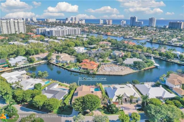 50 Compass Ln, Fort Lauderdale, FL 33308 (MLS #F10158433) :: The Howland Group