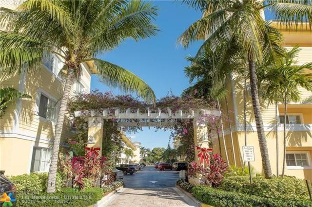 1501 E Broward Blvd #502, Fort Lauderdale, FL 33301 (MLS #F10158727) :: Green Realty Properties