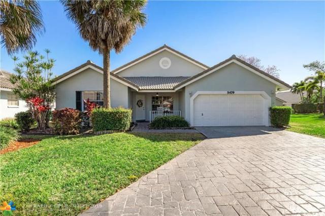 5479 Pine Ln, Coral Springs, FL 33067 (MLS #F10159144) :: Green Realty Properties