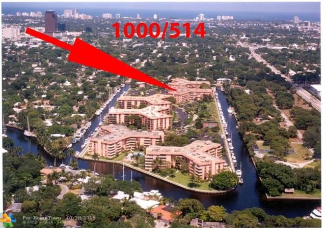 1000 River Reach Dr #514, Fort Lauderdale, FL 33315 (MLS #F10159626) :: The O'Flaherty Team
