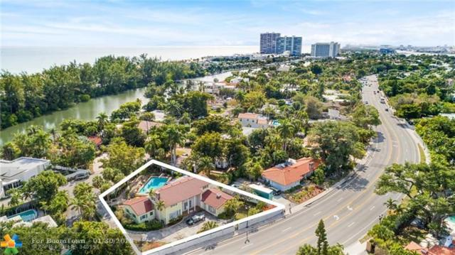 1235 S Ocean Dr, Fort Lauderdale, FL 33316 (MLS #F10159912) :: The Howland Group