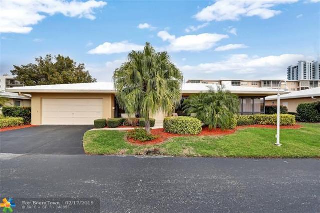 1431 S Ocean Blvd 41, Pompano Beach, FL 33062 (MLS #F10160123) :: Green Realty Properties