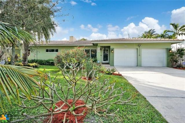 2600 NE 21st Ct, Fort Lauderdale, FL 33305 (MLS #F10160834) :: The O'Flaherty Team