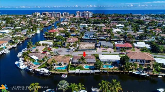 4921 NE 27th Ter, Lighthouse Point, FL 33064 (MLS #F10161184) :: The Howland Group