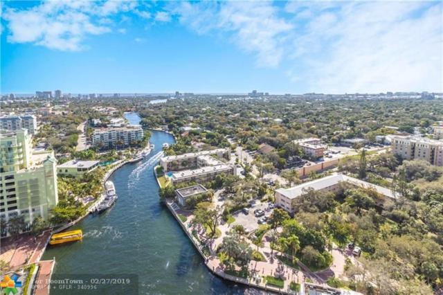 411 N New River Dr E #2402, Fort Lauderdale, FL 33301 (MLS #F10161405) :: The O'Flaherty Team