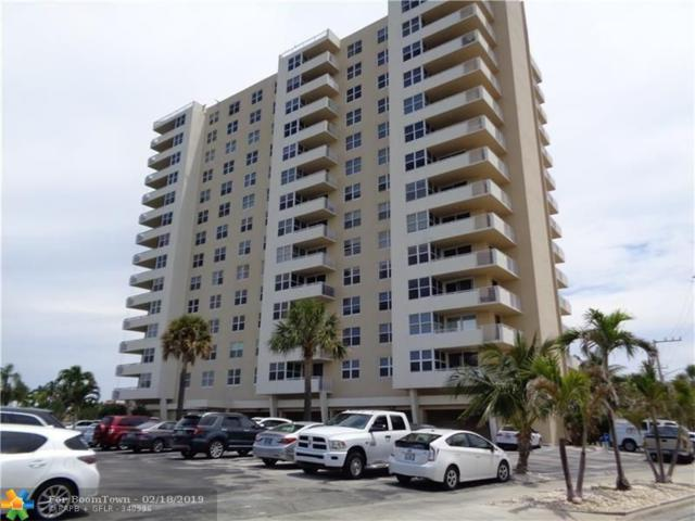 2639 N Riverside Dr #206, Pompano Beach, FL 33062 (MLS #F10161669) :: The O'Flaherty Team