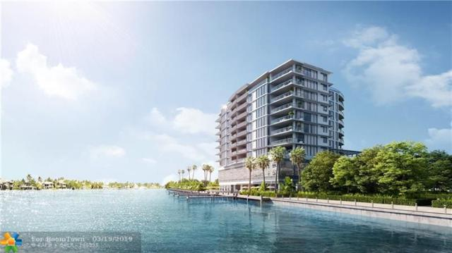 435 Bayshore Drive #701, Fort Lauderdale, FL 33304 (MLS #F10162057) :: The O'Flaherty Team