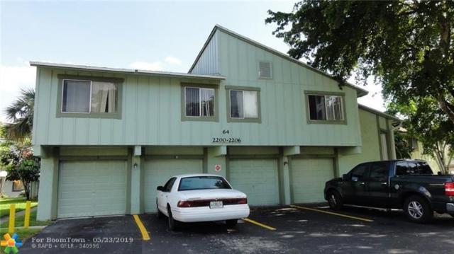 2202 NW 59th Way 64B, Lauderhill, FL 33313 (MLS #F10162133) :: Berkshire Hathaway HomeServices EWM Realty