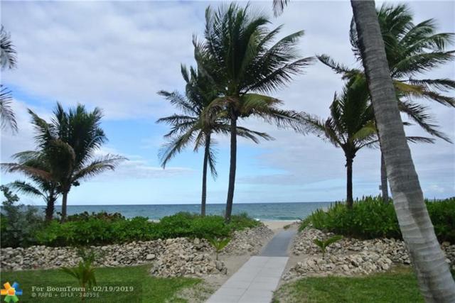 401 Briny Ave #406, Pompano Beach, FL 33062 (MLS #F10162187) :: Laurie Finkelstein Reader Team