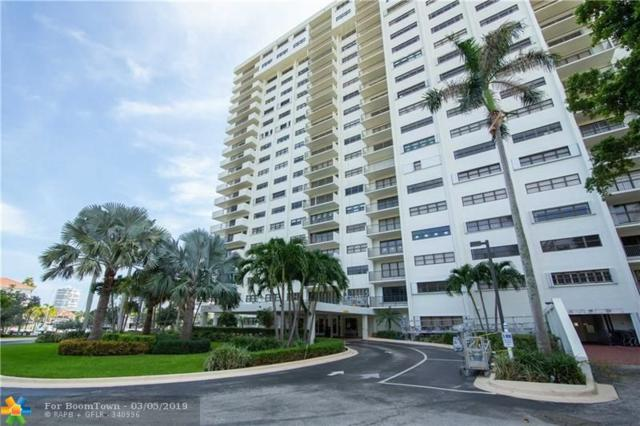 3200 Port Royale Dr #1110, Fort Lauderdale, FL 33308 (MLS #F10162228) :: The O'Flaherty Team