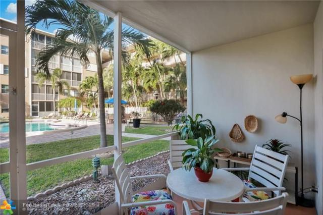4117 Bougainvilla Dr #102, Lauderdale By The Sea, FL 33308 (MLS #F10162550) :: The Howland Group