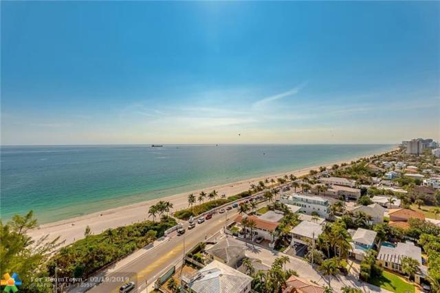 1901 N Ocean Blvd Th-C, Fort Lauderdale, FL 33305 (MLS #F10162960) :: Laurie Finkelstein Reader Team