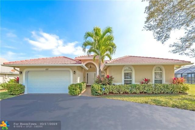 127 SW 120th Ln, Coral Springs, FL 33071 (MLS #F10162989) :: Laurie Finkelstein Reader Team