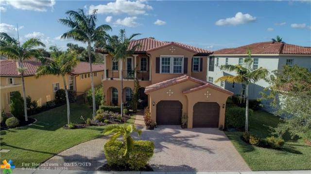 8129 NW 106th Ln, Parkland, FL 33076 (MLS #F10162996) :: Laurie Finkelstein Reader Team