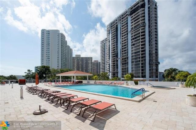 20515 E Country Club Dr #844, Aventura, FL 33180 (MLS #F10163561) :: ONE Sotheby's International Realty