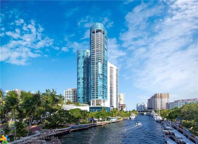 333 Las Olas Way #2301, Fort Lauderdale, FL 33301 (MLS #F10164043) :: Green Realty Properties