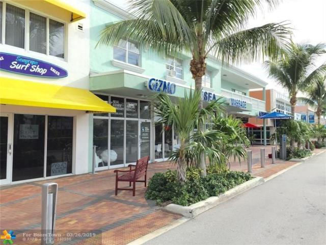 239 E Commercial Blvd, Lauderdale By The Sea, FL 33308 (MLS #F10164581) :: The O'Flaherty Team