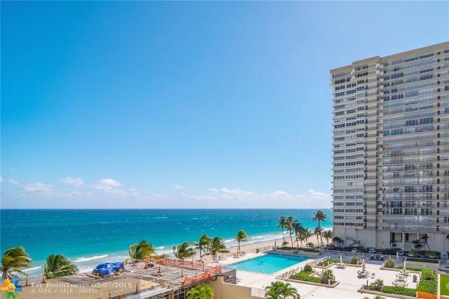 4300 N Ocean Blvd 5K, Fort Lauderdale, FL 33308 (MLS #F10165227) :: Laurie Finkelstein Reader Team