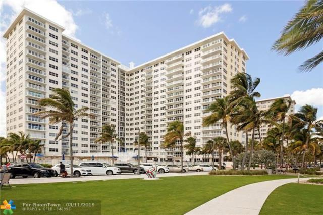 111 N Pompano Beach Blvd #703, Pompano Beach, FL 33062 (MLS #F10165751) :: The O'Flaherty Team