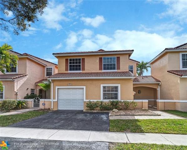 17864 SW 10 CT #17864, Pembroke Pines, FL 33029 (MLS #F10166183) :: Berkshire Hathaway HomeServices EWM Realty