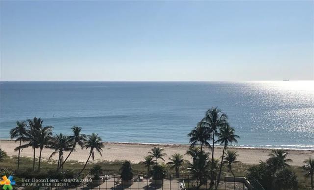 4900 N Ocean Blvd #1017, Lauderdale By The Sea, FL 33308 (MLS #F10166351) :: The O'Flaherty Team