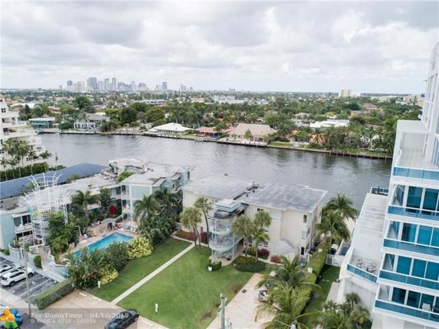 720 Bayshore Dr #805, Fort Lauderdale, FL 33304 (MLS #F10168330) :: The O'Flaherty Team