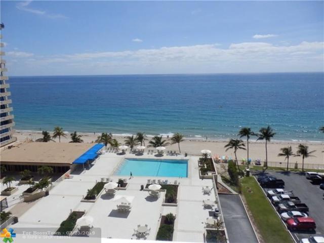 4300 N Ocean Blvd 18A, Fort Lauderdale, FL 33308 (MLS #F10168353) :: Laurie Finkelstein Reader Team