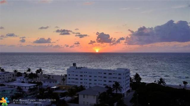 1201 S Ocean Dr 1212N, Hollywood, FL 33019 (MLS #F10168561) :: Berkshire Hathaway HomeServices EWM Realty