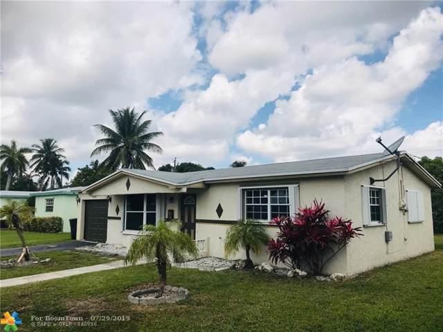 3647 NW 40th Ct, Lauderdale Lakes, FL 33309 (MLS #F10168571) :: Laurie Finkelstein Reader Team