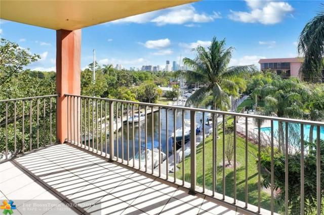 1201 River Reach Dr #404, Fort Lauderdale, FL 33315 (MLS #F10168692) :: The O'Flaherty Team