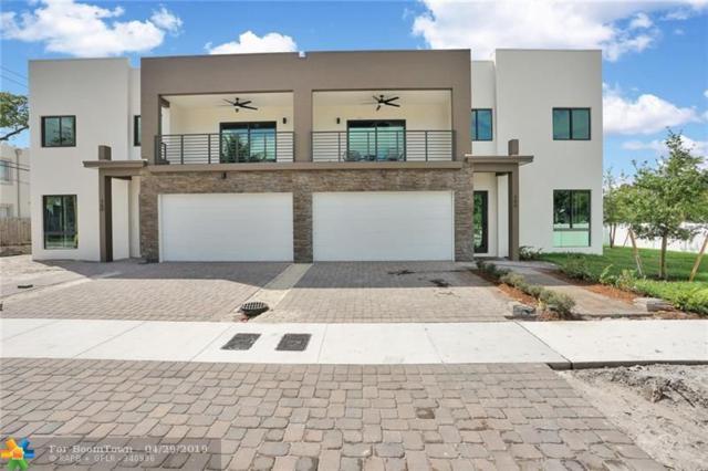 344 SW 16th Ct #1, Fort Lauderdale, FL 33315 (MLS #F10168787) :: EWM Realty International