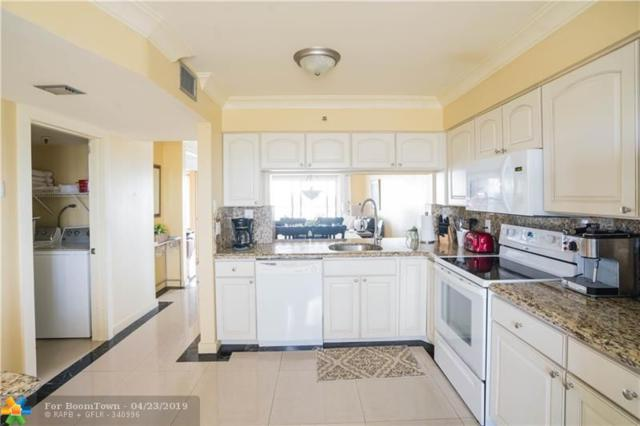 2202 S Cypress Bend Dr #805, Pompano Beach, FL 33069 (MLS #F10169291) :: Green Realty Properties