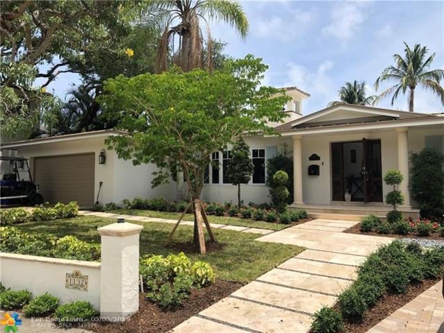 1132 S Rio Vista Blvd, Fort Lauderdale, FL 33316 (MLS #F10169670) :: Green Realty Properties
