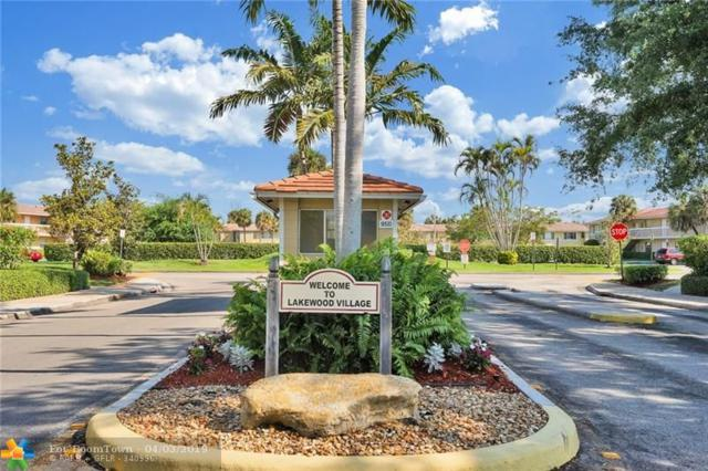 10064 Twin Lakes Dr 38-B, Coral Springs, FL 33071 (MLS #F10169797) :: The O'Flaherty Team