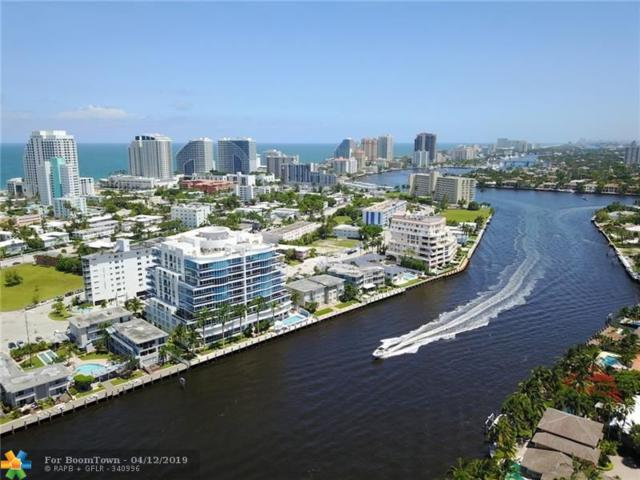 715 Bayshore Dr #402, Fort Lauderdale, FL 33304 (MLS #F10170218) :: Green Realty Properties