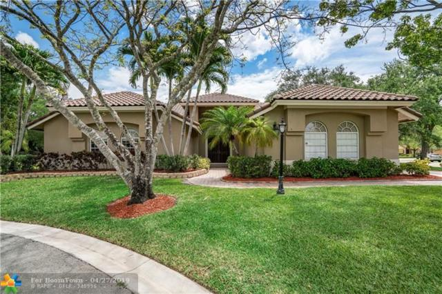 9605 NW 63rd Pl, Parkland, FL 33076 (MLS #F10170394) :: The Howland Group