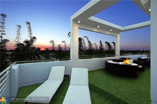 2735 NE 1st St #2735, Pompano Beach, FL 33062 (MLS #F10170672) :: Berkshire Hathaway HomeServices EWM Realty