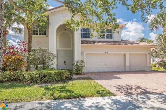 16738 Diamond Dr, Weston, FL 33331 (MLS #F10170742) :: Green Realty Properties