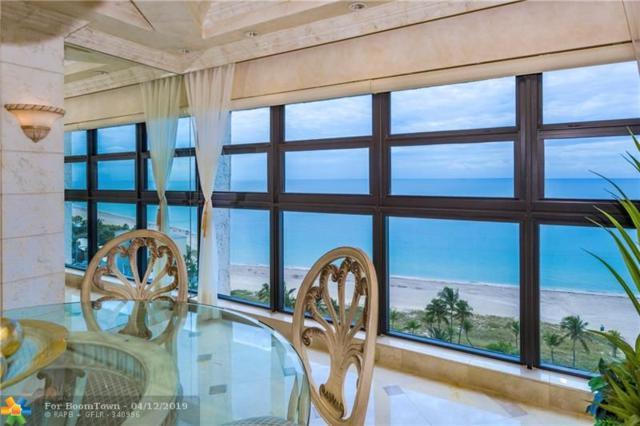 4900 N Ocean Blvd Ph1717, Lauderdale By The Sea, FL 33308 (MLS #F10171306) :: Laurie Finkelstein Reader Team