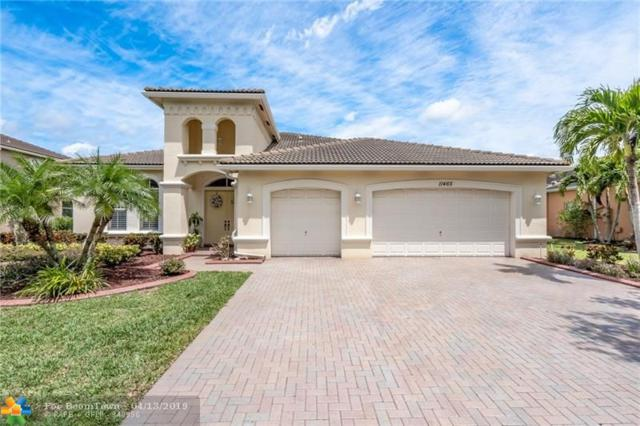 11465 Hibbs Grove Dr, Cooper City, FL 33330 (MLS #F10171468) :: Green Realty Properties