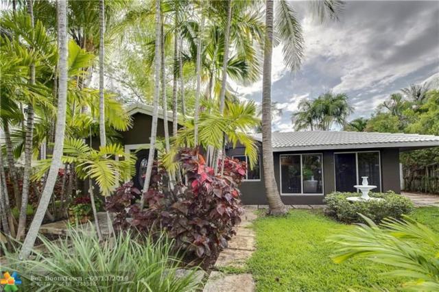 614 NE 10th Ave, Fort Lauderdale, FL 33304 (MLS #F10171669) :: Green Realty Properties