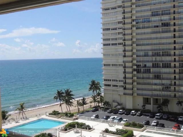 4300 N Ocean Blvd 9-G, Fort Lauderdale, FL 33308 (MLS #F10171682) :: Laurie Finkelstein Reader Team