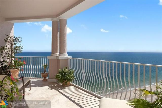 1460 S Ocean Blvd #1503, Lauderdale By The Sea, FL 33062 (MLS #F10171829) :: Castelli Real Estate Services