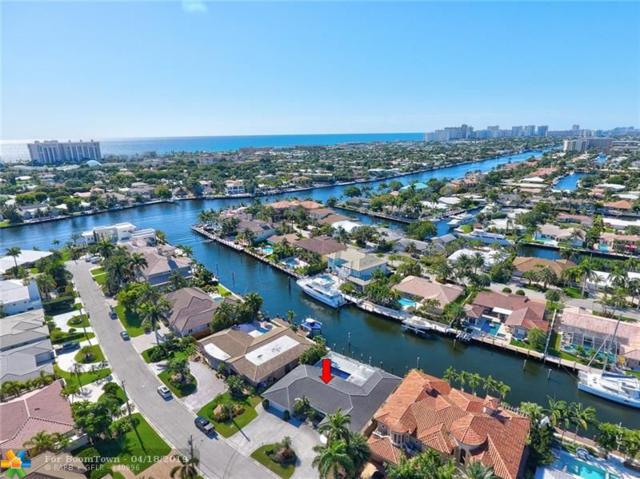 3200 NE 58th St, Fort Lauderdale, FL 33308 (MLS #F10172333) :: The Howland Group