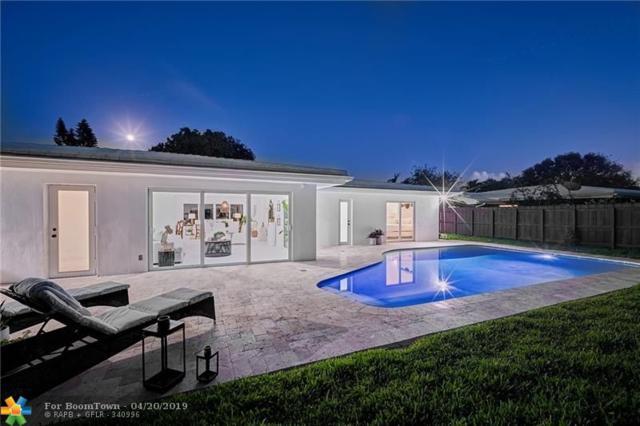 5485 NE 22nd Ave, Fort Lauderdale, FL 33308 (MLS #F10172595) :: GK Realty Group LLC