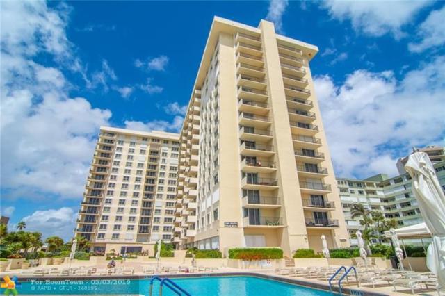 1900 S Ocean Blvd 6M, Lauderdale By The Sea, FL 33062 (MLS #F10172680) :: Berkshire Hathaway HomeServices EWM Realty